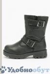 Ботинки утепленные Зебра арт. 11-2501