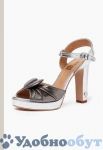 Босоножки на каблуке Love Moschino арт. 33-9643
