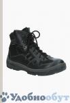Ботинки утепленные Зебра арт. 11-2514