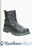 Ботинки утепленные Зебра арт. 11-2191