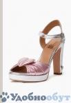 Босоножки на каблуке Love Moschino арт. 33-9647
