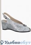 Туфли с ремешками Be natural арт. 33-10458