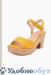 Босоножки SUNCOLOR BY BROSSHOES арт. 33-6864
