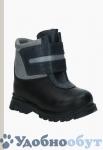 Ботинки утепленные Зебра арт. 11-2839
