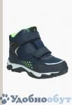Ботинки утепленные Зебра арт. 11-2627